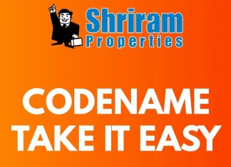 Shriram Code Take It Easy – Upcoming Projects Homz N Space