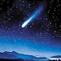 حكم النظر إلى الشهب والنجوم في السماء؟