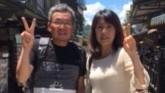 武蔵野市議会議員候補者 本多夏帆(ほんだなつほ)への応援の声を 義父母 本多誠一・純子様 よりいただきました。