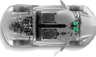 9速デュアルクラッチトランスミッション