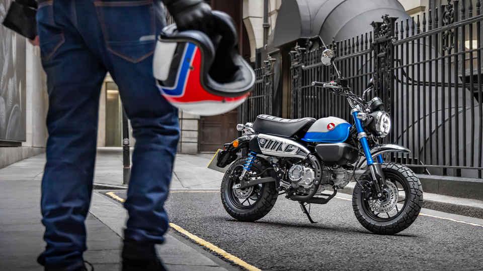 Honda – Monkey – Malý motocykel s veľkým srdcom