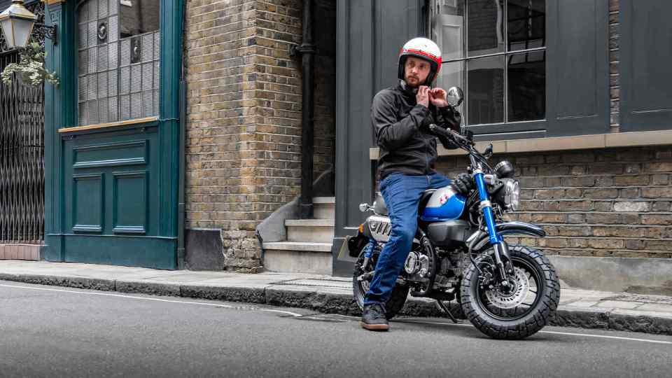 Honda – Monkey – Vyrábame motocykle