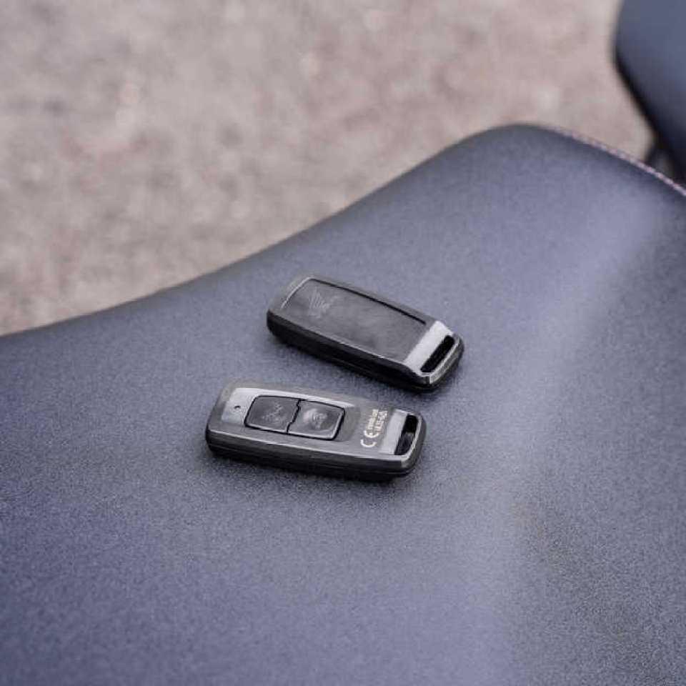 Honda PCX125 – inteligentný kľúč