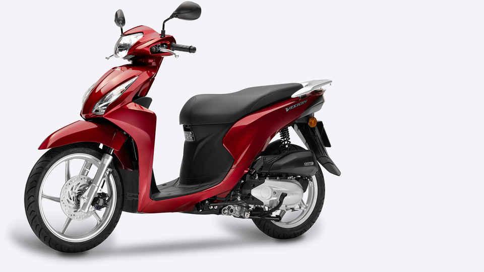 Bočný záber na motocykel