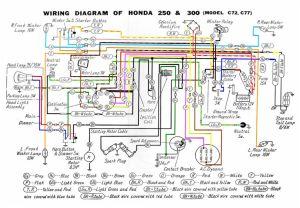 Honda305 Forum :: View topic  wiring harness help