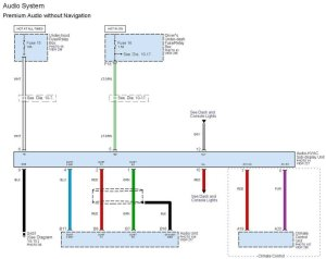 Accord 09 V6 EXL Wire diagrams, Harness Connectors  Honda