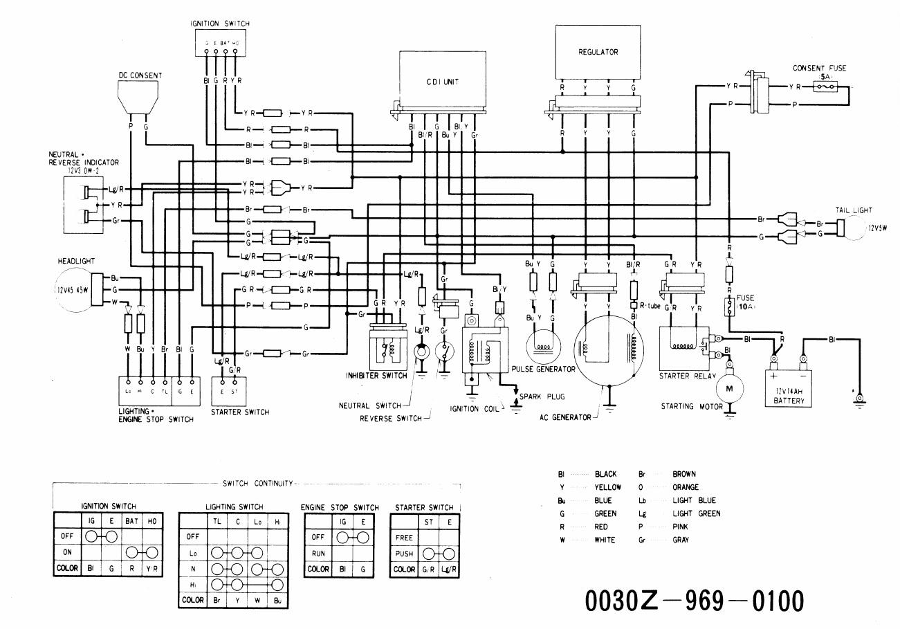 Honda 350 Atv Carburetor Diagram