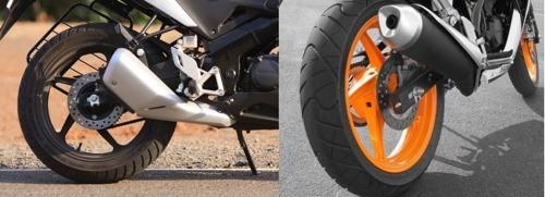 Perbedaan Muffler Honda CBR 150R AHM Import Thailand