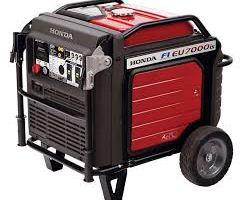 Honda EU7000 Generator
