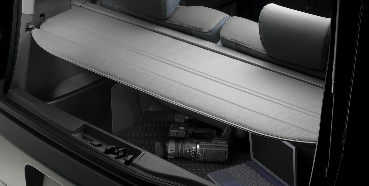 Cargo Cover Element Honda Accessory 12613