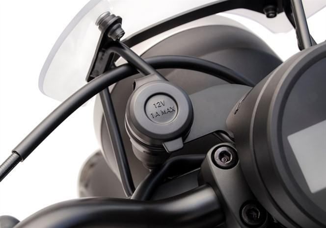 Honda Rebel 2017 500 Windshield