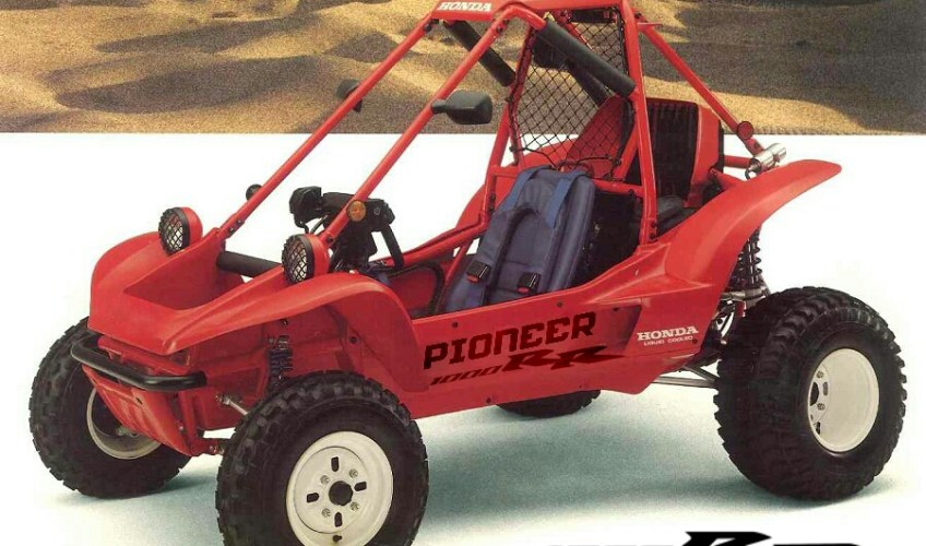 how fast will a honda pioneer 500 autos post. Black Bedroom Furniture Sets. Home Design Ideas