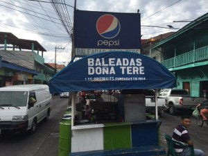Baleadas, one of the real dangers of traveling in Honduras