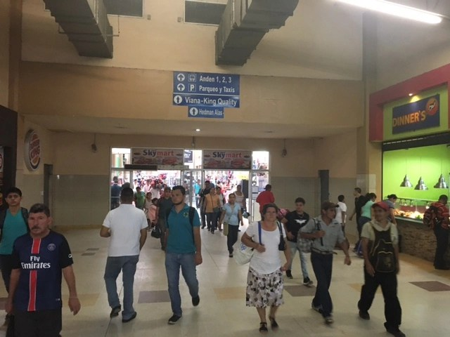 San Pedro Sula Bus Station