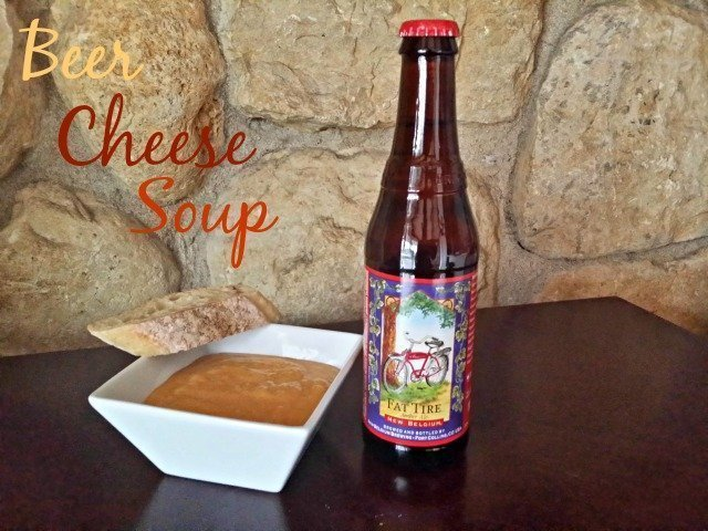 Beer Cheese Soup