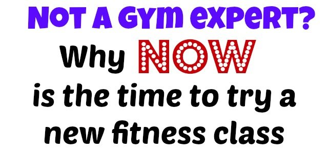Now is the time to try a new fitness class - and here's why