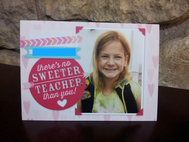Treat has amazing Valentine's Day cards for teachers, too