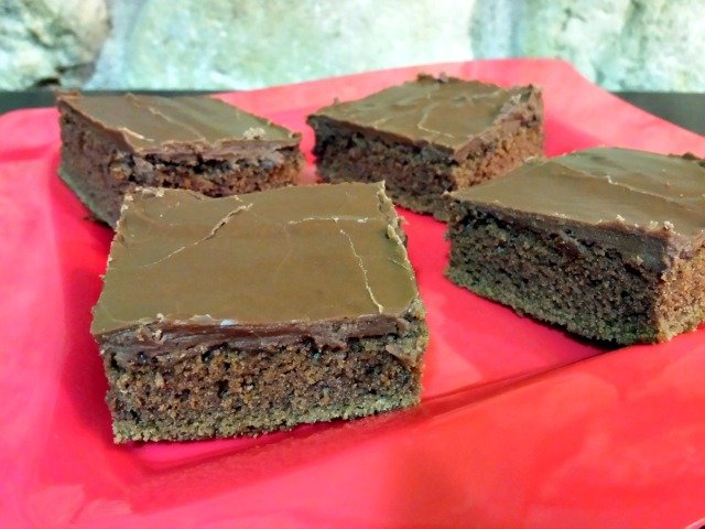 how to freeze cut brownies