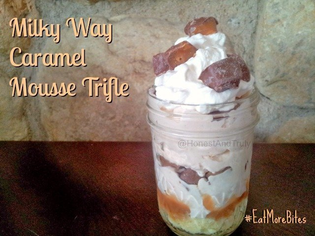 Milky Way Caramel Trifle Recipe