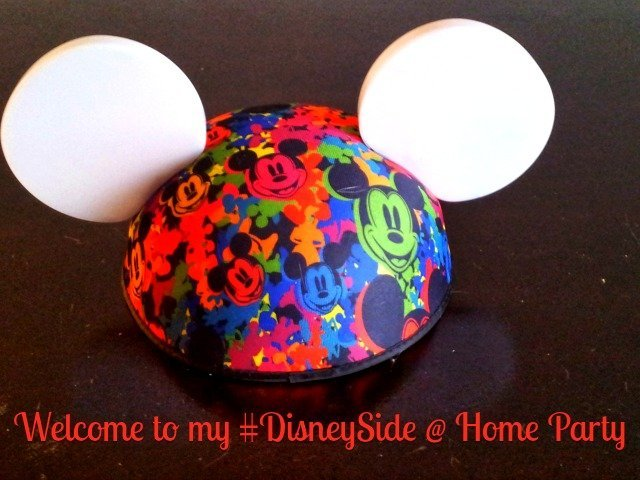 How to host a #DisneySide at home Disney party