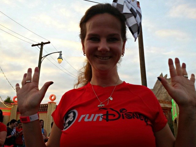 I finished my Run Disney event