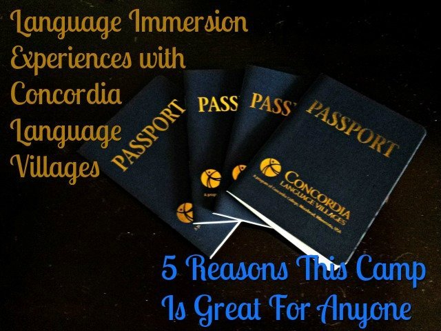Top 5 reasons to consider Concordia Language Villages, no matter who you are or where you live