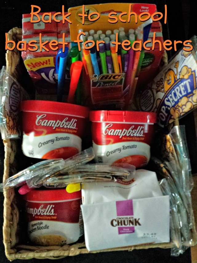 Perfect back to school gift for teachers with Labels for Education products