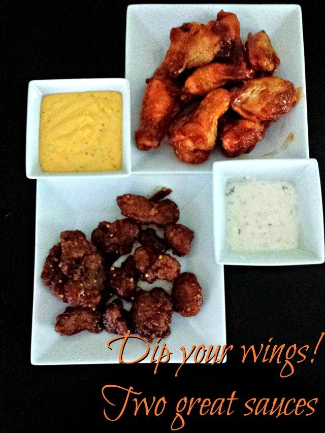 Dipping Sauces for Hot Wings