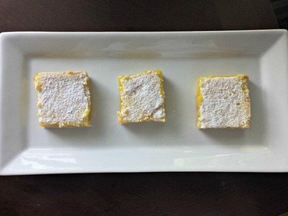 Perfect amazing lemon squares