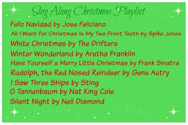 Best Christmas Songs to sing along