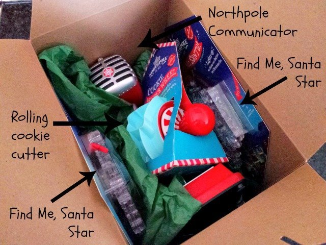 How to package a surprise Northpole Christmas gift