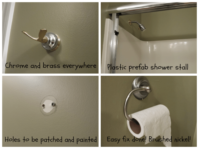 Lovely Bathroom Fixes Without A Contractor