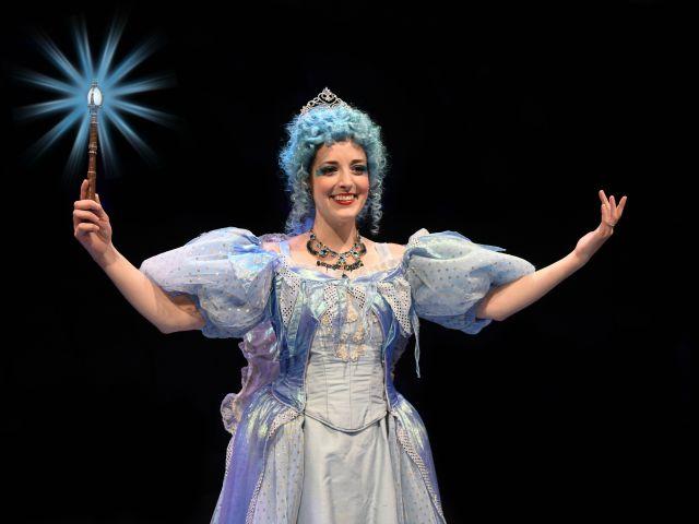 Blue Fairy in Pinocchio at Marriott Theatre