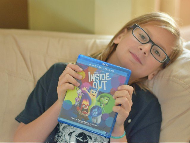 Loving our new Inside Out Movie