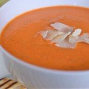 Enjoy some tomato basil soup in 30 minutes
