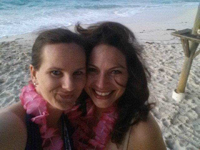 Michelle Trip to Beaches