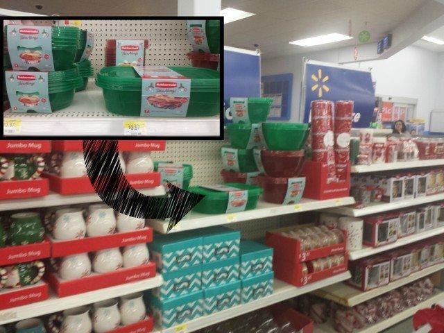 Rubbermaid TakeAlongs at Walmart