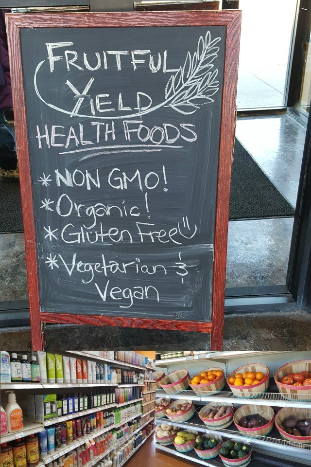 Fruitful Yield Health Foods