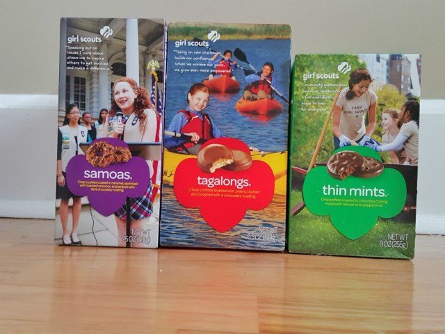 How to organize girl scout cookies tips and tricks