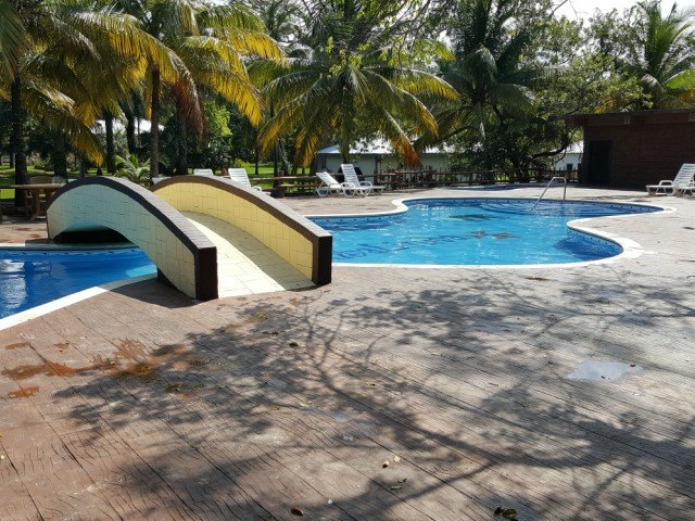 Enjoy a pool escape to cool off after your excursion