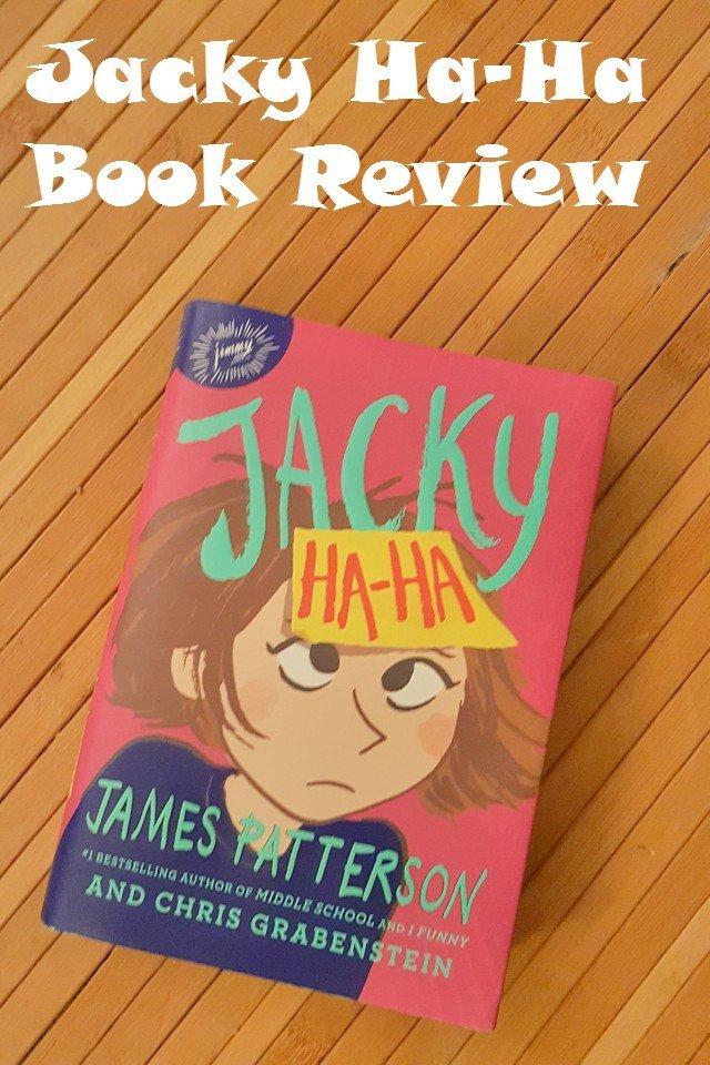 Jacky Ha-Ha Book Review