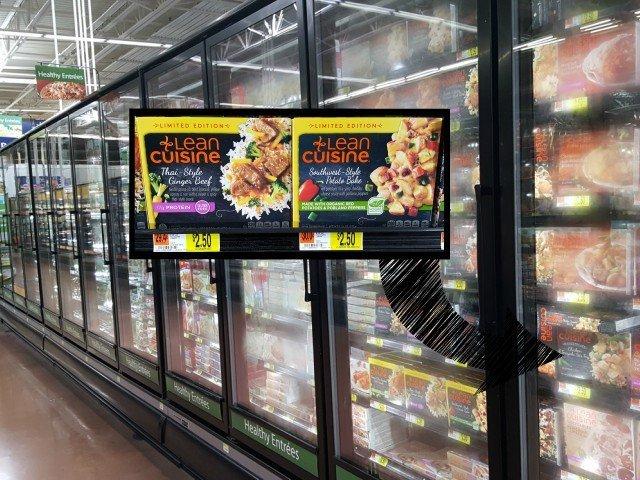 Lean Cuisine Entrees at Walmart