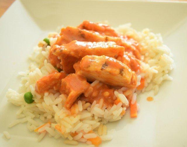 Lean Cuisine Marketplace Chicken Tikka Masala entree