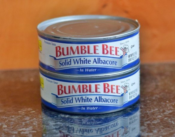 Bumblebee Solid white albacore tuna in water