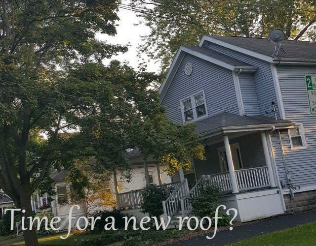 Replace your roofing with an energy efficient roof