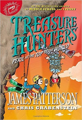Treasure Hunters Peril at the top of the world James Patterson