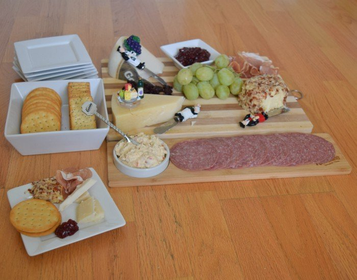 How to make the perfect cheese tray for parties