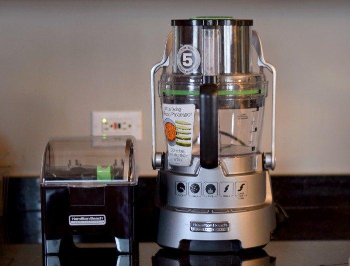 Hamilton Beach Professional 14 Cup Dicing Food Processor