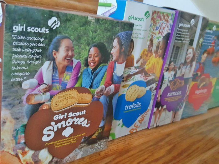 Tips to increase Girl Scout cookie booth sales
