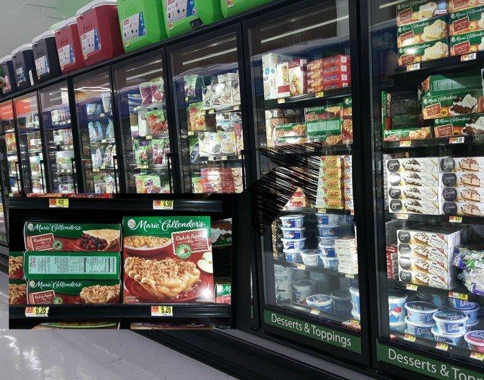 Marie Callender's Apple Pie at Walmart